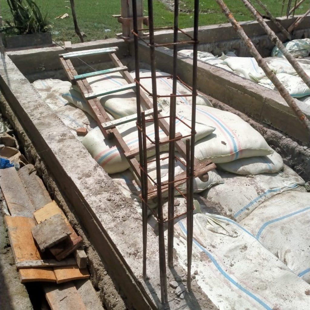 SDN 112274 Tanjung Ledong Dikerjakan Tidak Sesuai Bestek