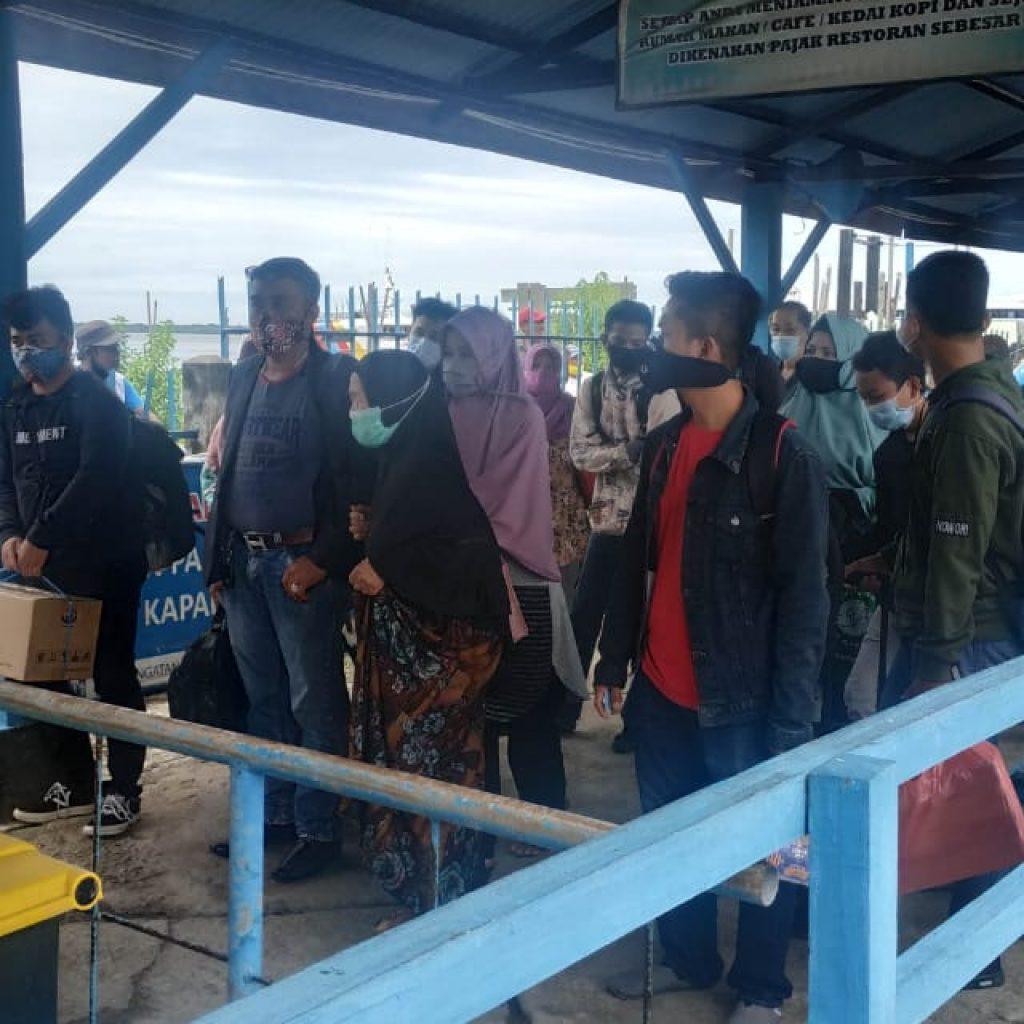 Menolak Untuk Didata, Oknum Anggota DPRD Meranti Mengasari dan Mengomeli Petugas