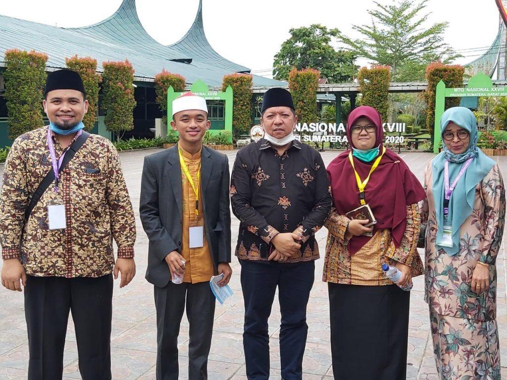 Riau Peringkat 8 MTQ Nasional di Sumbar