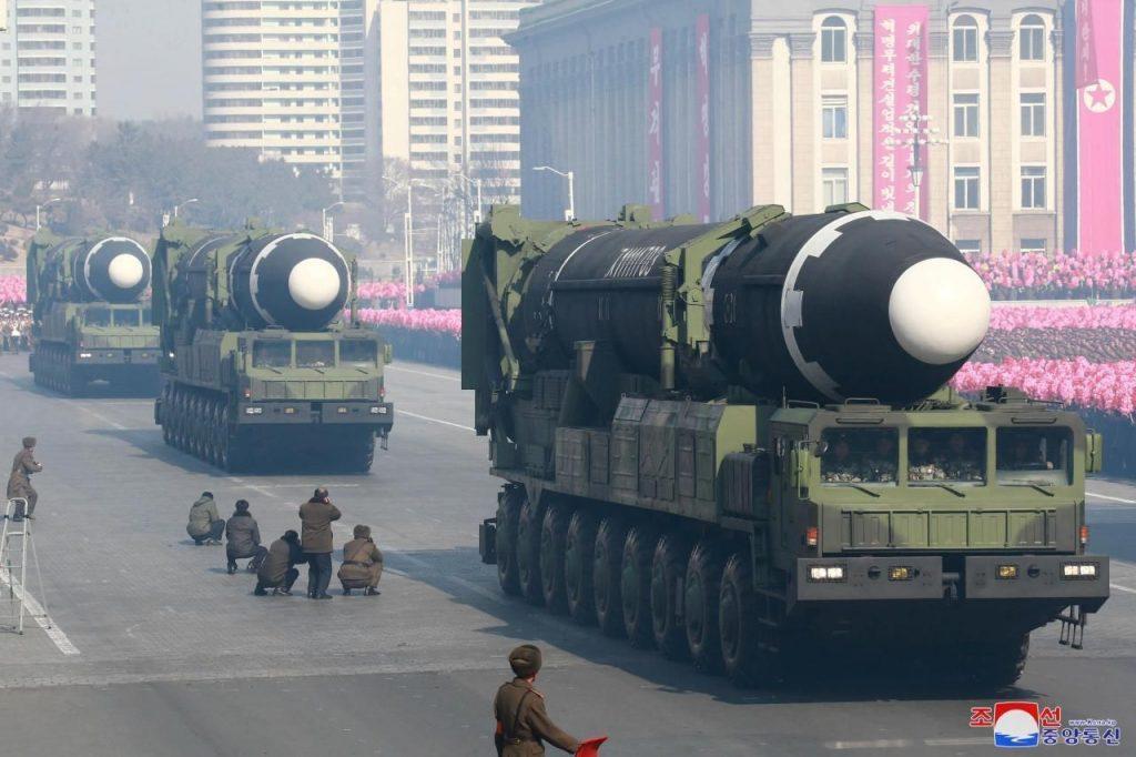DIAMBANG PERANG DUNIA : Dibantu AS, Korsel dan Jepang Siapkan Pertahanan Hadapi Rudal Korea Utara