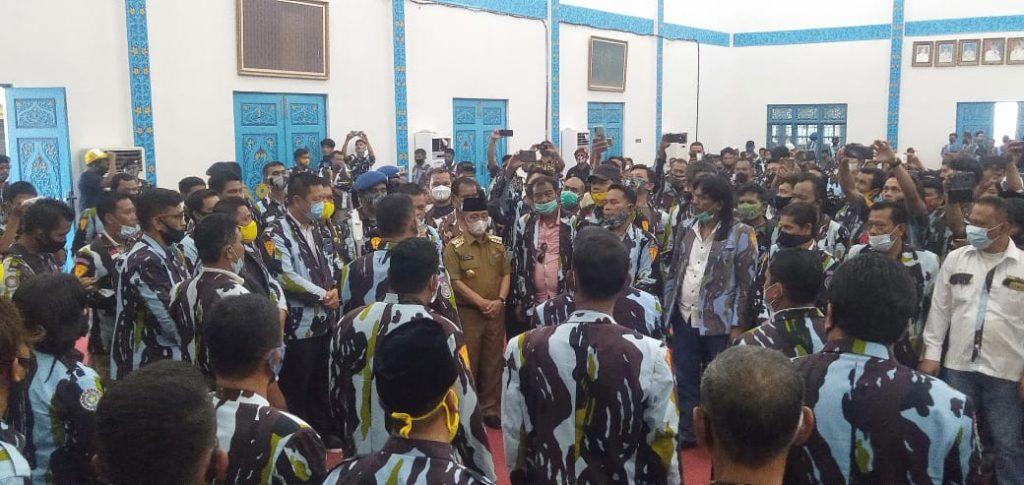 IPK Riau Makin solid, Willy Sibarani pimpin DPD II IPK Pelalawan