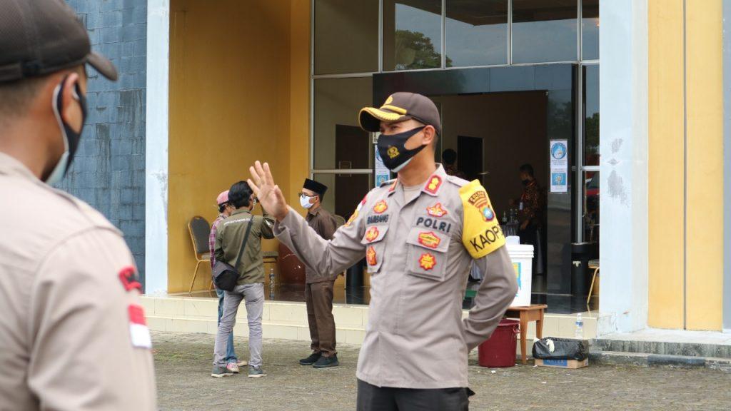 Polres Bintan dan Jajarannya Akan Tetap Menjaga Netralitas di Pilkada