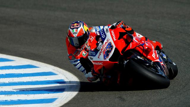 Hasil FP3 MotoGP Portugal 2020: Miller Tercepat, Rossi Tercecer di Posisi 20