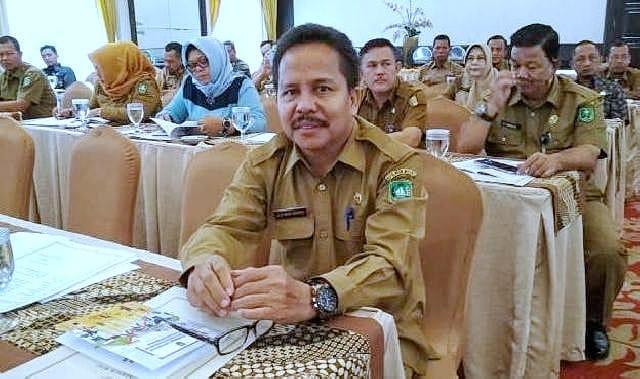 Zulkarnaen Remaja Asal Desa Merbau Kader Posyandu Terbaik Se-Indonesia