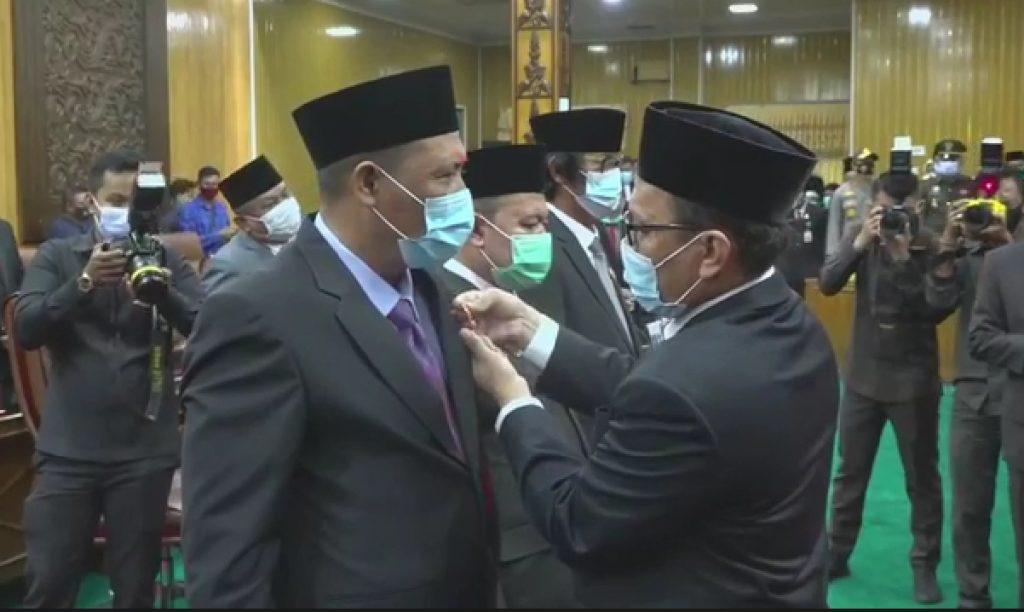 Pilkada Usai, Tiga Anggota DPRD Bengkalis PAW