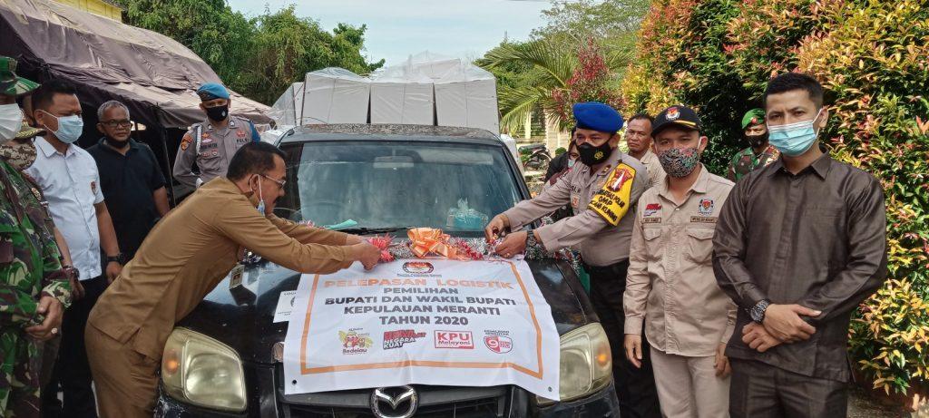 Pendistribusian Logistik Pilkada, Diprioritaskan Kecamatan Terjauh