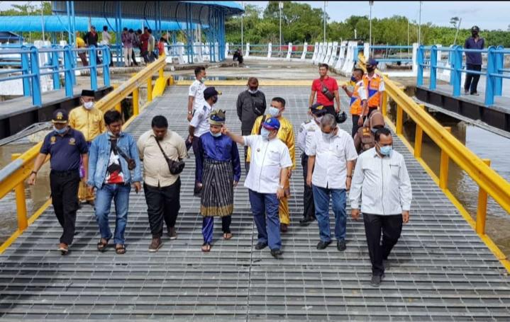Uji Coba Berjalan Lancar, Minggu Depan Masyarakat Sudah Dapat Memanfaatkan