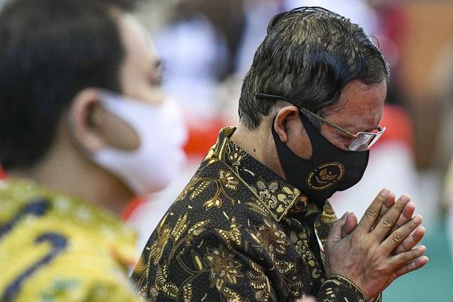Benny Wenda Deklarasikan Pemerintahan Sementara Papua Barat, Mahfud: Makar