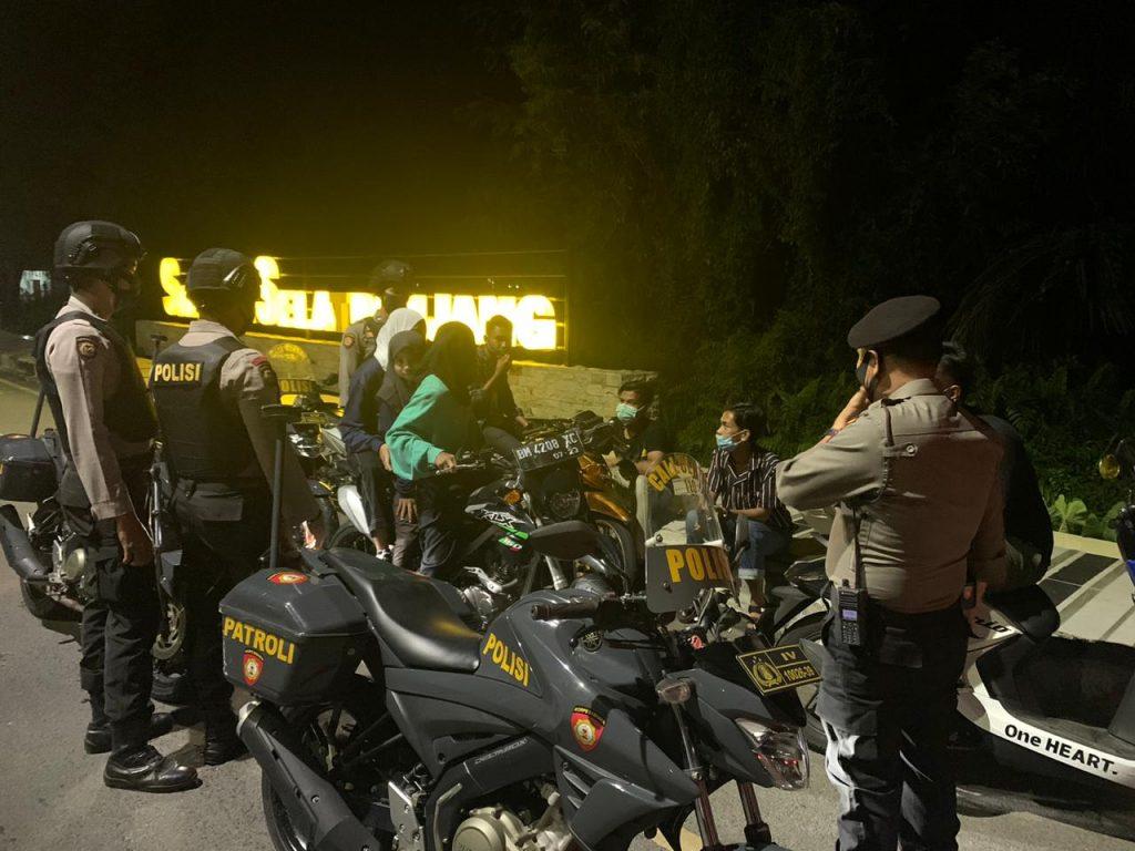 55 Personel Polisi Amankan Malam Pergantian Tahun di Selatpanjang