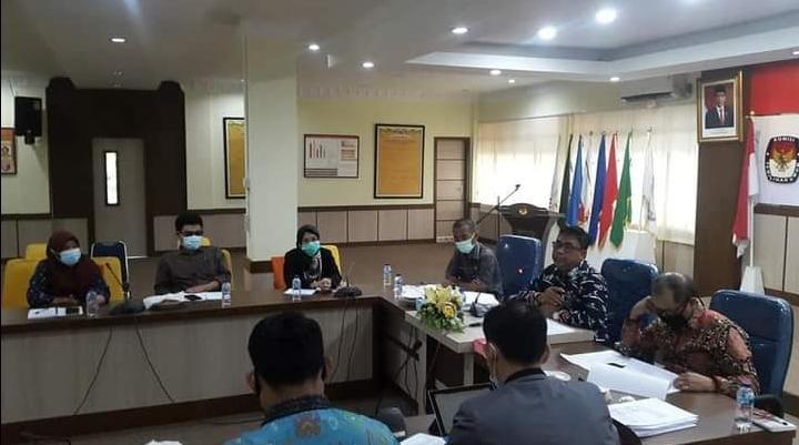 KPU Meranti Sudah Siapkan 'Senjata' Hadapi Gugatan di Mahkamah Konstitusi