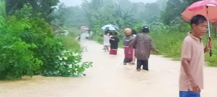 Banjir, Ini Hasil Rekapitulasi Data Dari Kecamatan Teluk Bintan