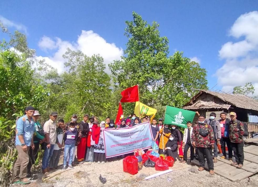 AMM Meranti Bersama IYI Jadikan Pedalaman Nerlang Daerah Binaan