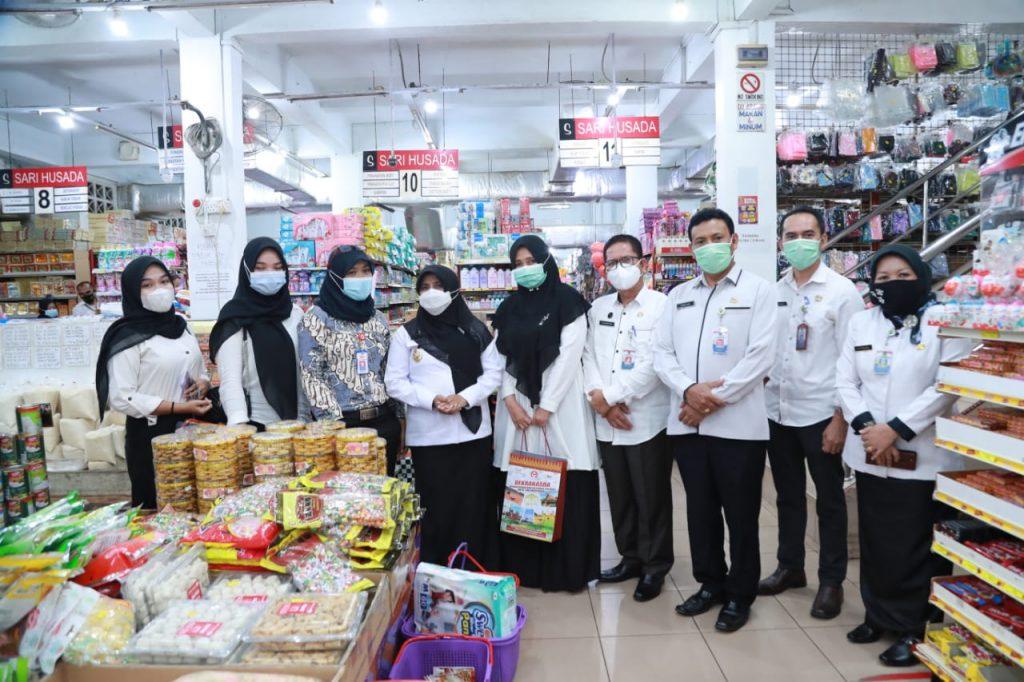 Walikota Tanjungpinang Fasilitasi Produk UMKM di Enam Swalayan Secara Gratis