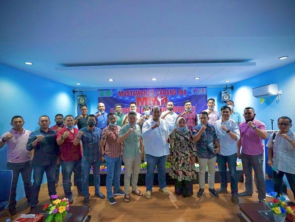Gelar Muscab Perdana, IBA-MMA Meranti Bersiap Rekrut Atlet