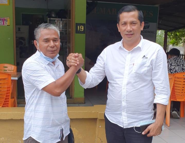 Ketua DPRD Jack Ardiyansyah Diskusi Pembangunan Daerah Bersama Bupati Terpilih M Adil