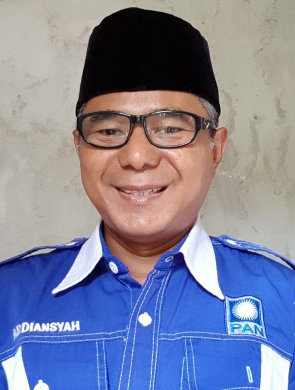 Ardiansyah Dukung Irvan Herman Sebagai Pengurus DPP PAN