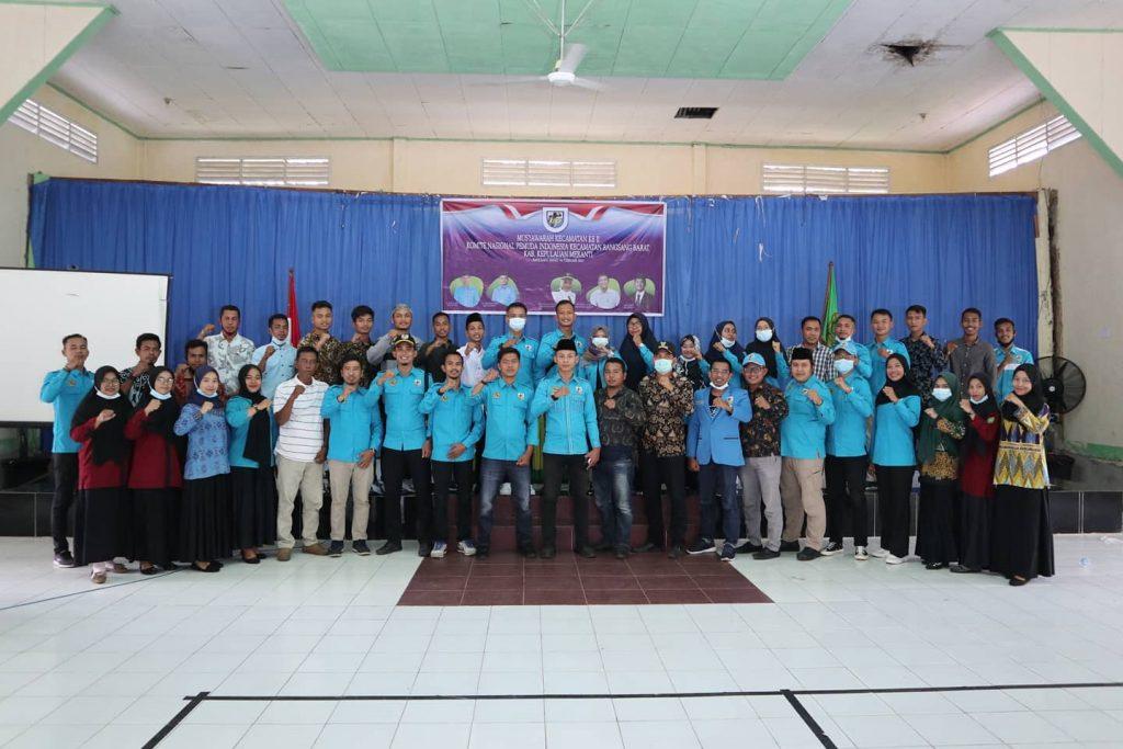 Akto Misriadi Pimpin KNPI Rangsang Barat Periode 2021-2024