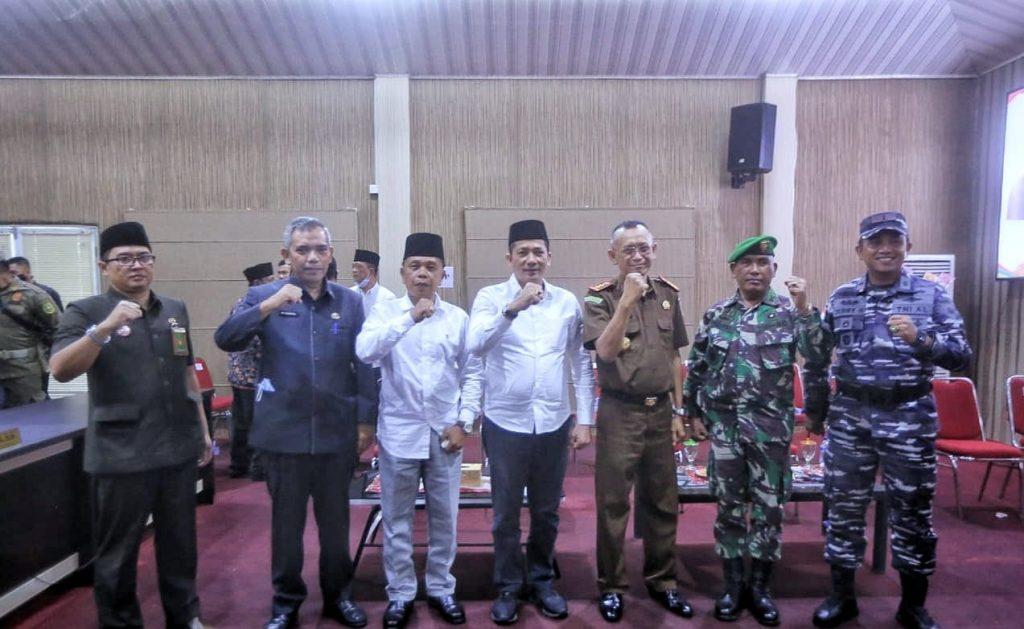 Pemkab Meranti dan DPRD Usul Pelantikan Bupati dan Wakil Bupati terpilih 26 February 2021