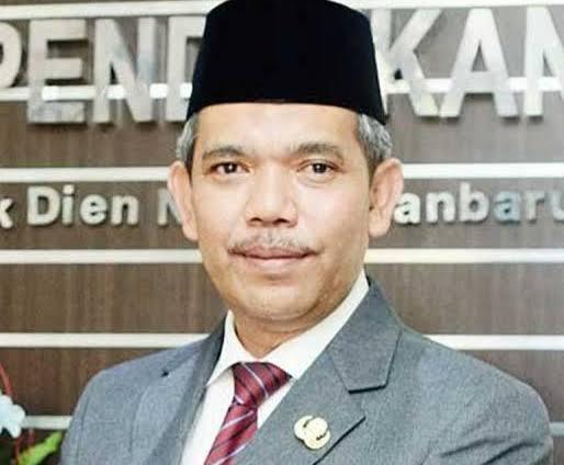 Plh Bupati Kepulauan Meranti Dijabat Dr H Kamsol