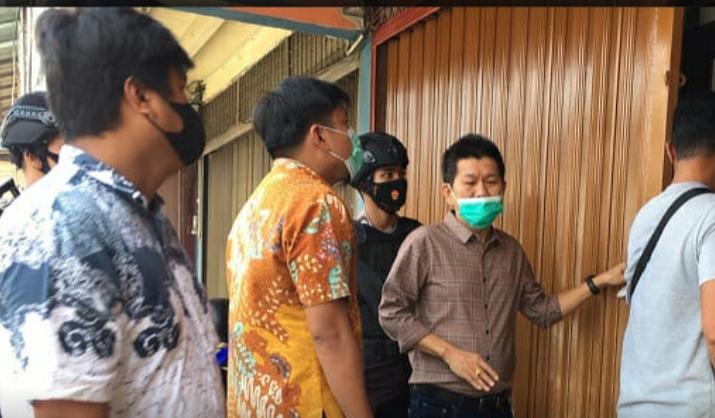 KPK Geledah Kantor Distributor Rokok di Wilayah FTZ Bintan