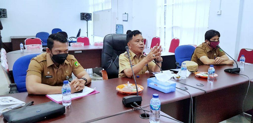 Wabup Meranti H. Asmar Ikuti Musrenbang, Siap Realisasikan Pembangunan Infrastruktur Penghubung Desa