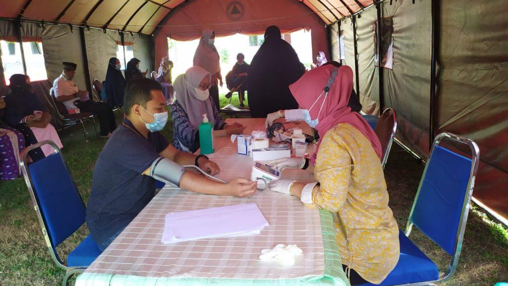 Peringati Milad ke-21, Salimah Bekerjasama dengan RSUD Meranti Gelar Kegiatan Donor Darah