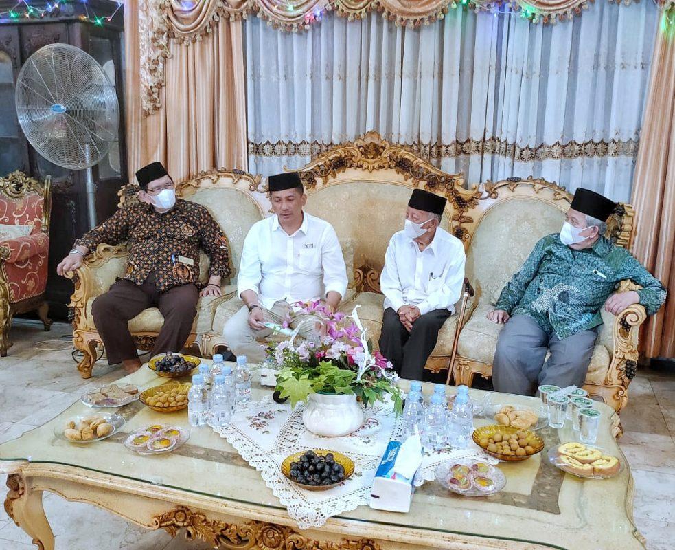 Bupati H.M Adil Silahturahmi Bersama Para Tokoh Riau Asal Meranti di Pekanbaru