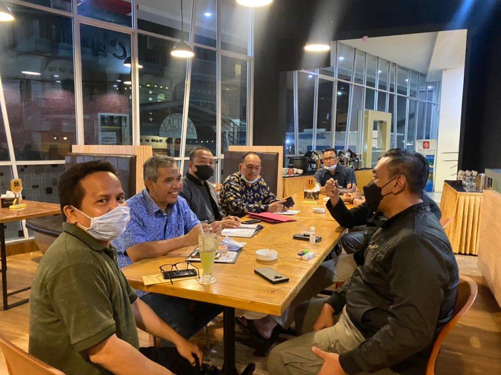 Kapolres Meranti Bersama Forkopimda Rapat Bahas Ramadhan di Masa Pandemi Covid-19