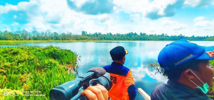 Wabup H. Asmar Tinjau Objek Wisata dan Jembatan Penghubung Desa Penyagun