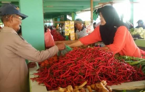 Jelang Ramadan, Harga Komoditi di Meranti Mulai Merangkak Naik