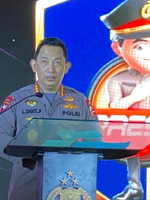 Buka Musrenbang, Kapolri Tekankan Dukung Pemulihan Ekonomi Tahun 2022