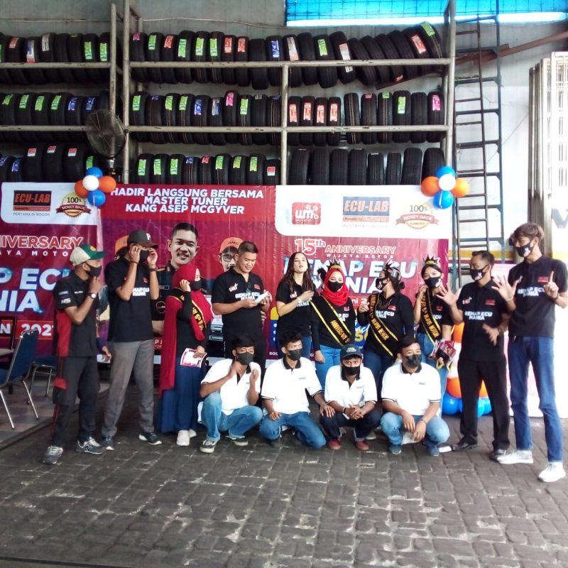 Anniversary Ke 15, Wijaya Motor Ajak Costumer Mendapatkan Cash Back