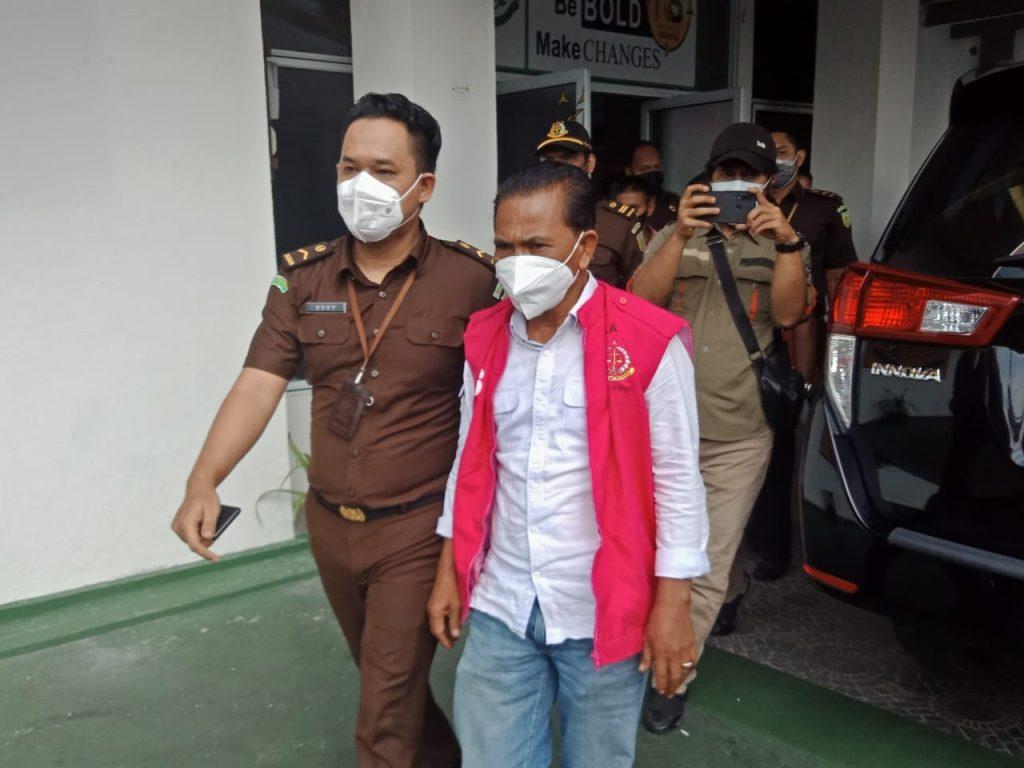 Jaksa Tahan Eks Kades Mekong