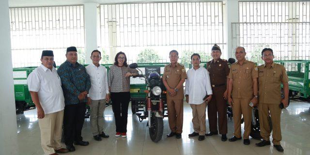 Pemkab Labusel Bersama Komisi VII DPR RI Bahas Program Pengelolaan Bank Sampah