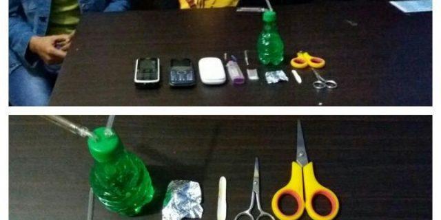Sat Narkoba Polres Meranti Tangkap 3 Orang Sedang Nyabu di Hotel Heppy Selatpajang