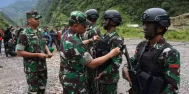 Panglima TNI Berikan Apresiasi Kepada Prajurit Taipur Kostrad Bebaskan Sandera dari KKB