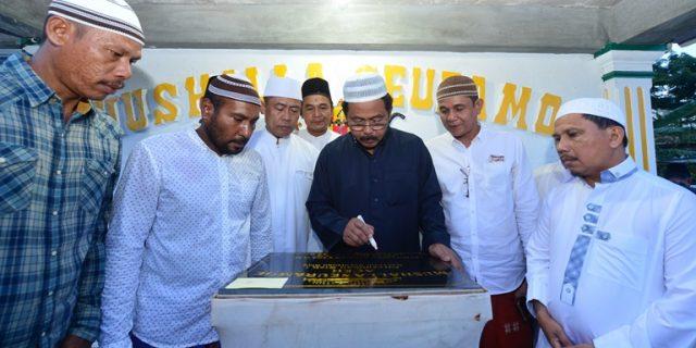 Gubernur Kepri,H.Nurdin Basirun : Mari Tebar Kebaikan