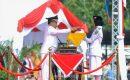 HUT RI Ke-74 Tahun 2019 : Bupati Meranti,H.Irwan Ajak Masyarakat Teladani Perjuangan Pahlawan