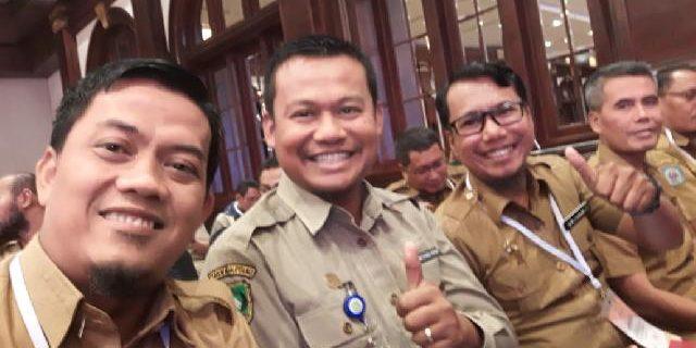 Pegawai Bagian Humas dan Hukum Se-Indonesia ikuti Rapat Koordinasi Nasional Kehumasan dan Hukum Tahun 2019