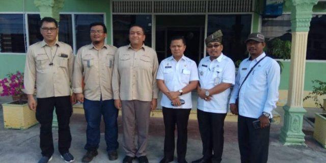 PT.EMP Serahkan Bantuan Motor Sampah Kepada DLH Meranti