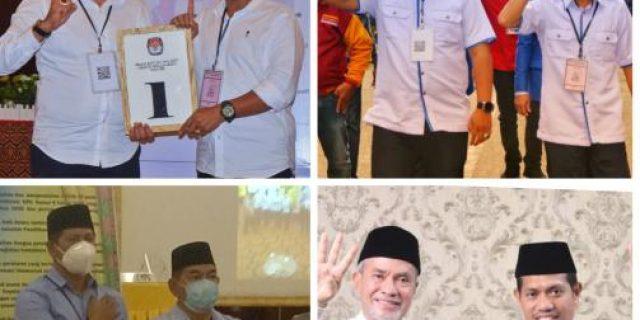 Pilkada 2020, Hery-Khozin Isi Saldo Kampanye Rp 50 Juta, Paslon Lain Cuma 'Seadanya'