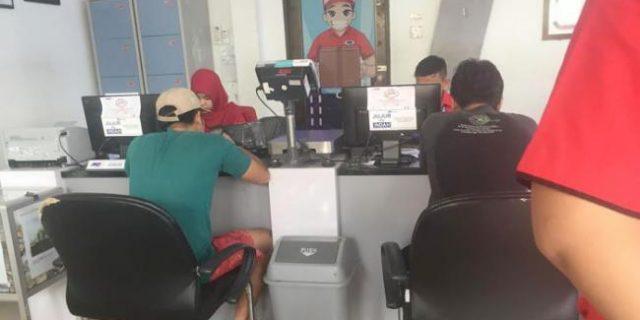 Paket Tertahan,Pelaku Bisnis Online : Kacau Berantakan,Omset Turun