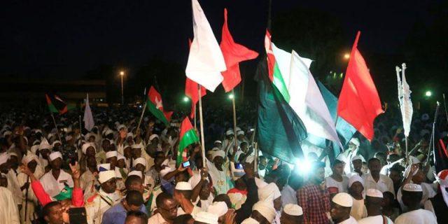 Sudan : 19 Tewas,Lebih Dari 200 Terluka Dalam Protes