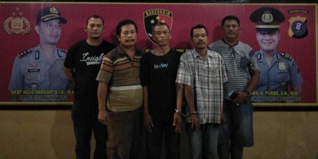 Bandar Judi Ketangkasan Ditangkap Sat Reskrim Polres Labuhanbatu