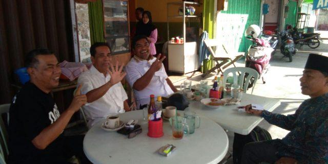 Tiga Caleg DPRD Riau Dapil Bengkalis,Meranti dan Dumai Silaturrahmi