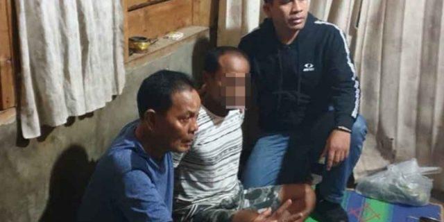 Lari Ke Humbahas,Satu Lagi Pembunuh Maraden Dan Sanjai Ditangkap Polisi