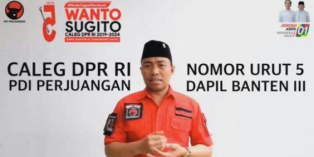 Caleg Banten III Ini Viralkan Video Komitmen Perjuangan