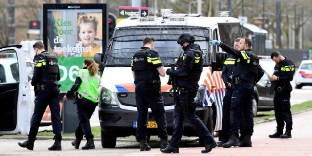 Update Penembakan di Belanda : 3 Tewas,1 Pelaku Ditahan