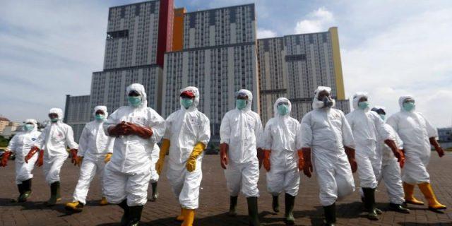 Indonesia Mengubah Desa Atlet Menjadi Rumah Sakit Darurat Ketika Kasus Coronavirus Meningkat
