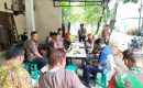 Jelang HUT ke-27 Kota Tangerang, Kapolsek Ciledug Gelar Rakor